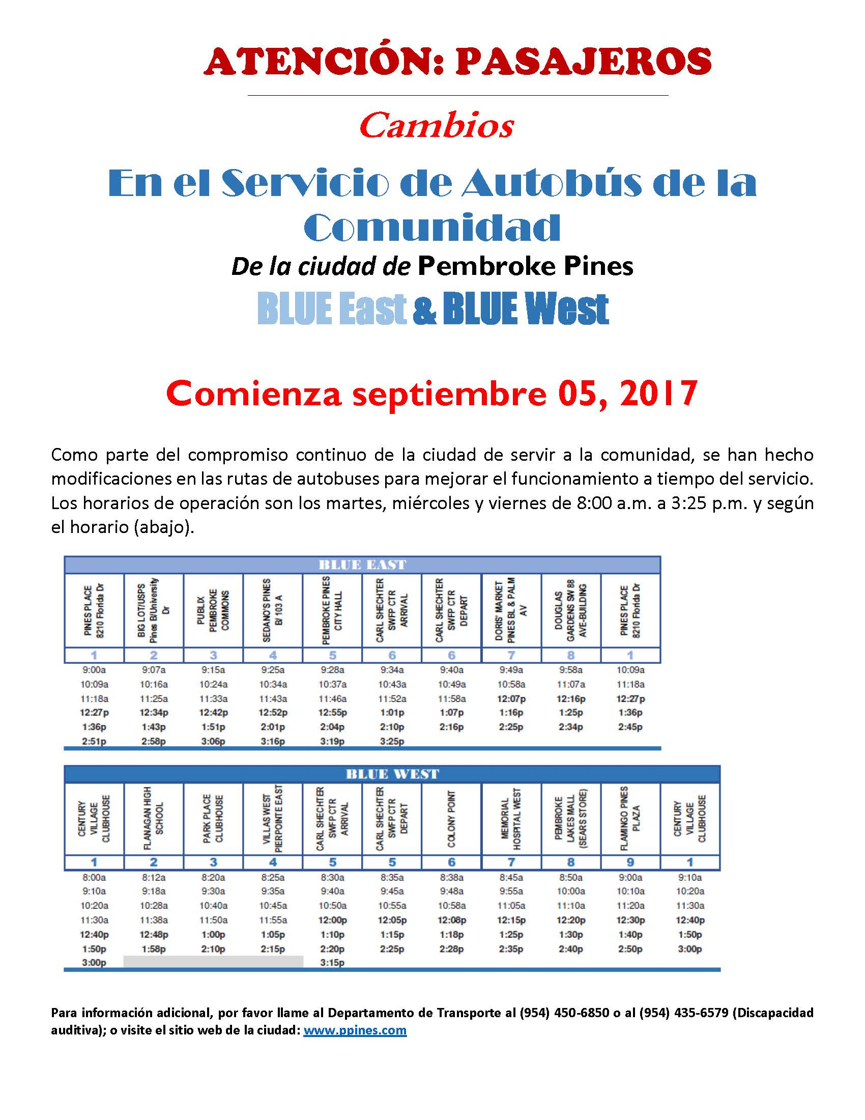 CBS Blue Route Modified 2017  Flyer 2 SPANISH UPDATED 7-27-17.jpg