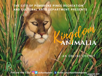 kingdom animalia postcard